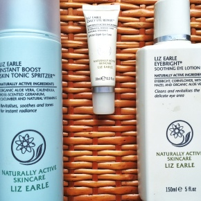 In love with Liz Earle