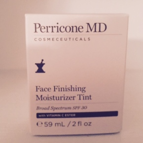 The perfect moisturizer- Perricone