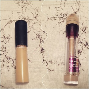Two concealers worth trying