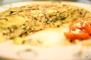 Zucchini Tortilla