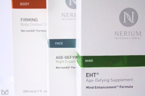 Mind, Body and Face- The Game Changers in AntiAging.