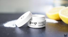 Goop's Exfoliating Mask