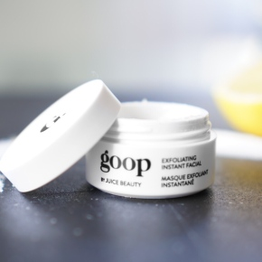 Goop's Exfoliating Mask