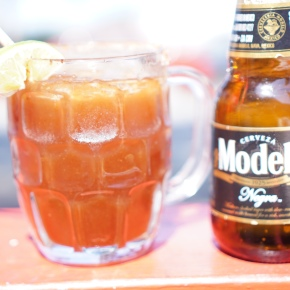 Authentic Michelada