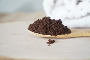 If you love coffee, you will adore this body scrub.
