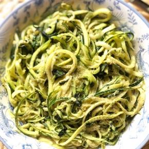 Guilt-Free Zucchini Noodles