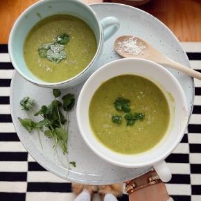 Zucchini Anti-Inflammatory soup